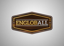 Conception du logo Éclairage Engloball